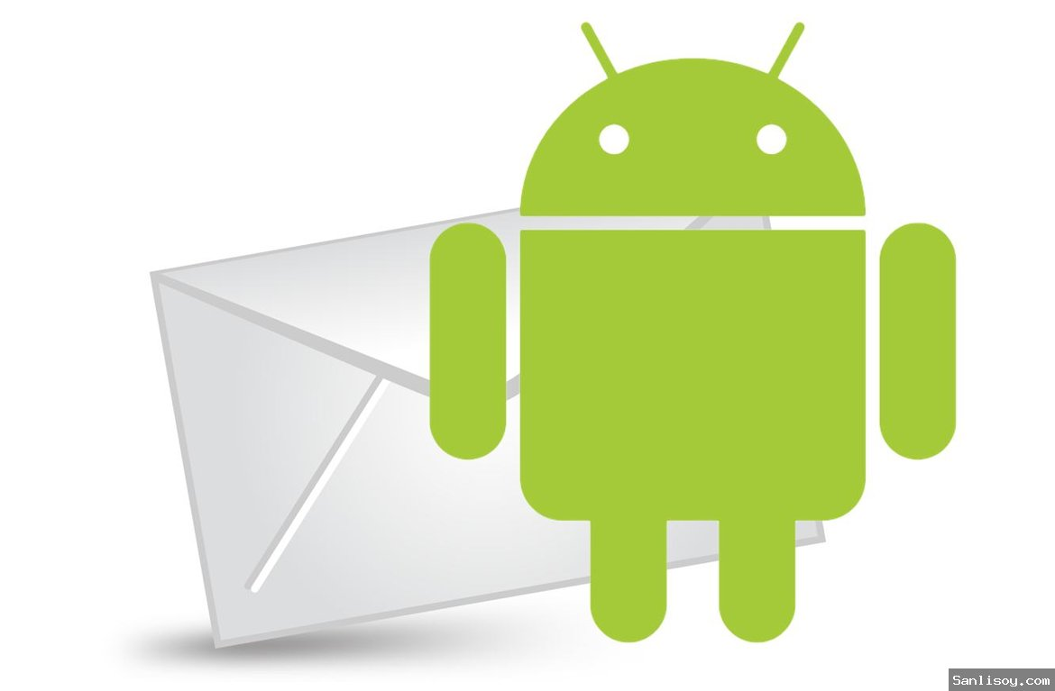 Android mail kurulumu